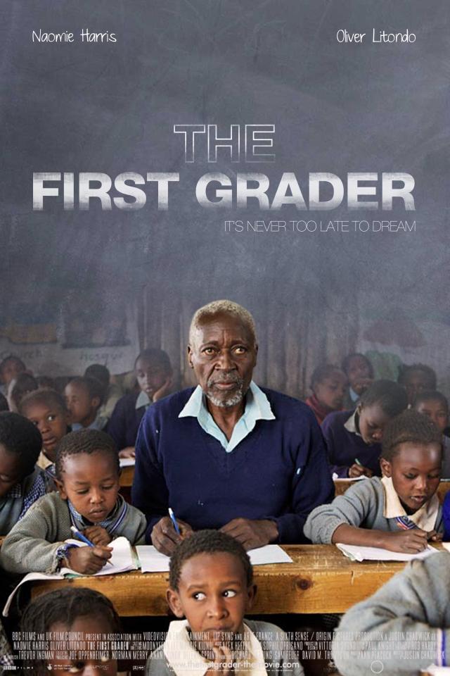 the first grader_cinema_africano