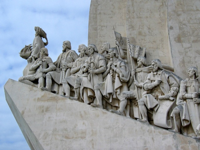 Padres do descobrimento_Lisbona