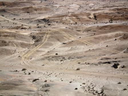 Mad-Max-tracks-in-sensitive-Namibia-Desert