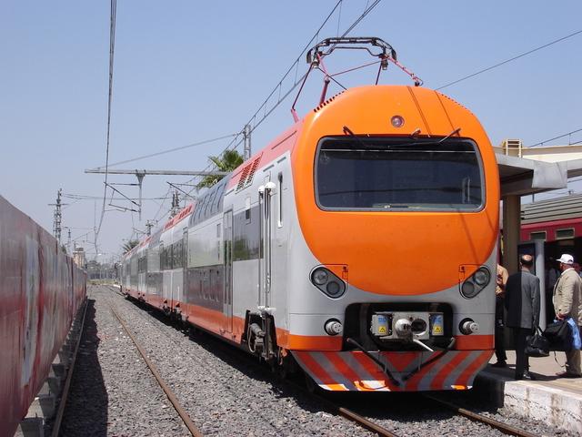 treno Marocco