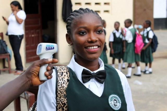 LIBERIA-HEALTH-EBOLA-SCHOOLS